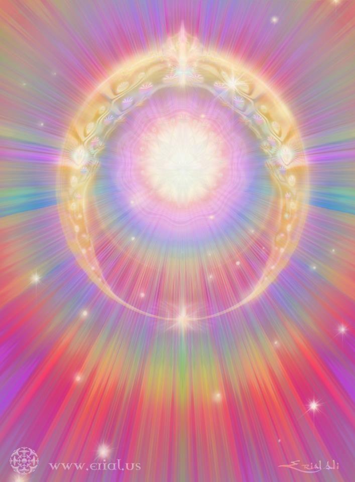 """Tu corazón realmente se comunica electromagnéticamente con los demás. Nuestros corazones están """"hablando"""" el uno al otro, en este momento, por pulsos electromagnéticos. Estamos inmersos en la expansión del corazón de cada uno. Imagina dándoles energía y verás qué tipo de impacto tiene. Cada latido de tu corazón envía una burbuja electromagnética, de 360 grados, a la velocidad de la luz (un pulso electromagnético 186.300 millas por segundo)."""