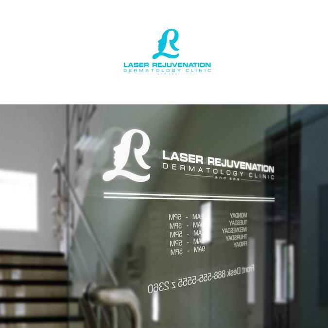 Laser clinic needs a new logo to make an impact! by mikule