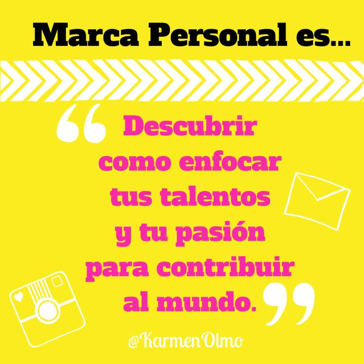 9 best marca personal images on pinterest artists doors and madrid marca personal es fandeluxe Images