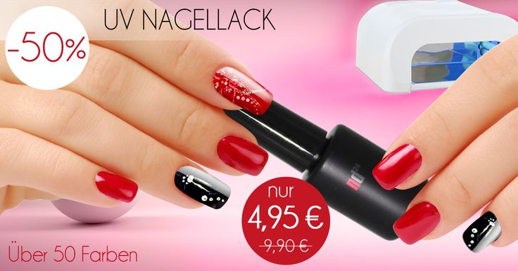 Good The best Uv nagellack ideas on Pinterest UV Gel N gel Shellac nagellack and Acryl Nagel Pulver