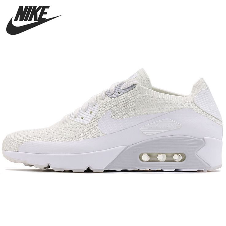 Original New Arrival 2017 NIKE AIR MAX 90 ULTRA 2.0 FLYKNIT Men's Running Shoes Sneakers #nikeshoes #nikeairmax #fitnessaccessories #sportsshoes #footwear #amalhantashfitness #nikeair #runningshoes #sneakers