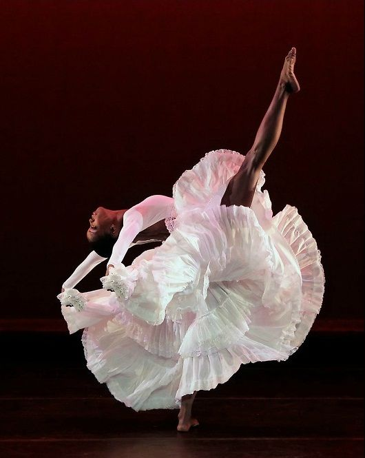 Ahh, Judith Jameson. So amazing.  Alvin Ailey American Dance Theater by Paul Kolnik