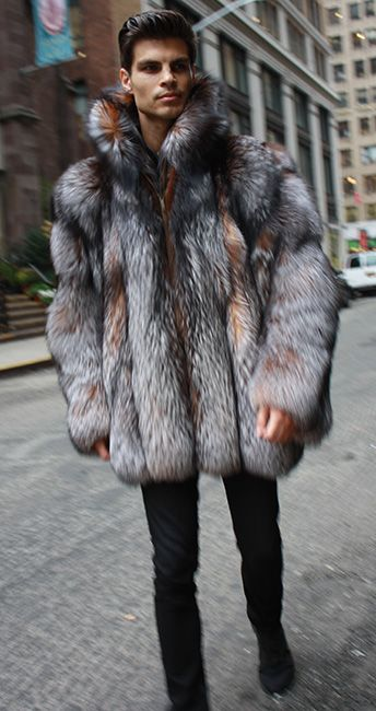 There is not a better men's fur collection anywhere. You can find mens coyote jackets, mens mink jackets, men's fox bomber jackets and so much more.