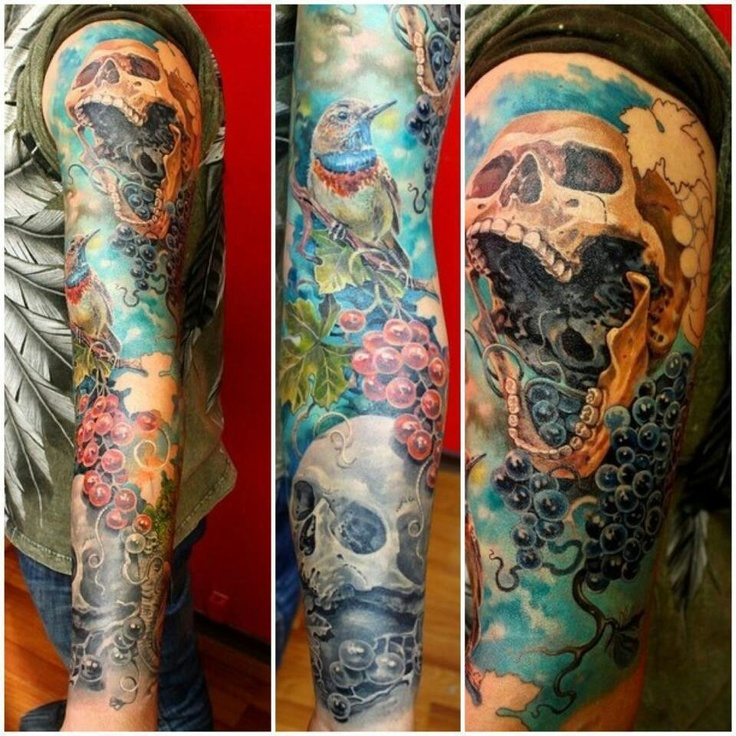 Silo Tattoos Incredible Body Art Masterpieces That Look: 1320 Best Images About Tattoo - Sleeves On Pinterest