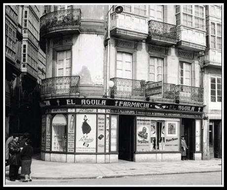 Farmacia El Aguila (1 de Enero de 1959)