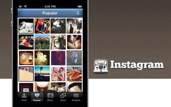 Con I Nuovi Profili Web Instagram Rende Visibile Anche Agli