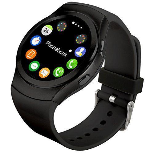Montre Bluetooth intelligente, Reaso la fréquence cardiaque de mesure montre de sport: Tweet Fonctionnalité: 100% marque de qualité…