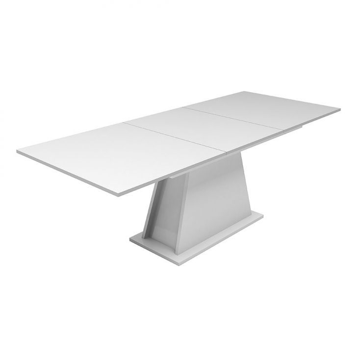 Mesa de Jantar Extensível Avulsa 5273112 Branco Madesa