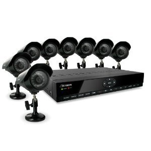 Defender SN301-8CH-008 8 Channel H.264 Smart DVR Security System with Coaching iMenu and 8 Hi-Res CCD Night Vision Surveillance Cameras (Black). Details at http://youzones.com/defender-sn301-8ch-008-8-channel-h-264-smart-dvr-security-system-with-coaching-imenu-and-8-hi-res-ccd-night-vision-surveillance-cameras-black/
