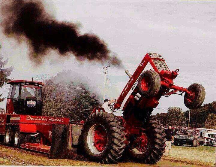 Ih Tractor Pulling T Shirts : Best images about tractor pulling on pinterest