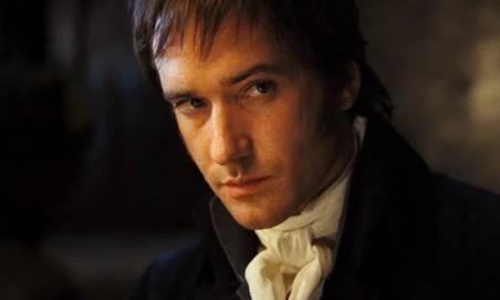 Matthew Macfadyen as Mr. Darcy.  :)