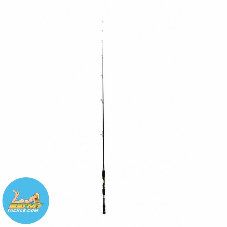 Blackfin Tuna 7 Ft Spinning Rod 12 25 Lb Fast Action Blackfin Tuna Spinning Rods Rod