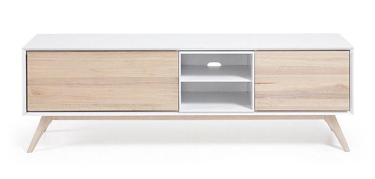 Mueble de Tv con puertas nordico Quatre 1