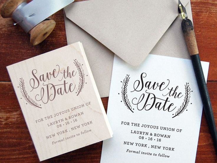 29 Canadian Wedding Stationery Companies You Need To Know About | Weddingbells