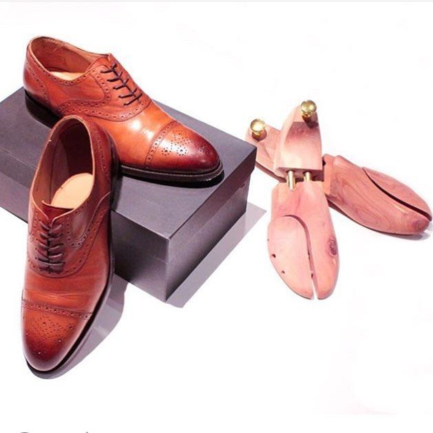 Shoe care is a must for every gent! @philipmercertoronto has everything you need! http://ift.tt/1XfcjVb by hqmensfashion