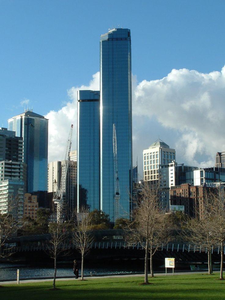Rialto Towers, Melbourne,Austrlia; 251.1 m, 63 fl; completion 1986