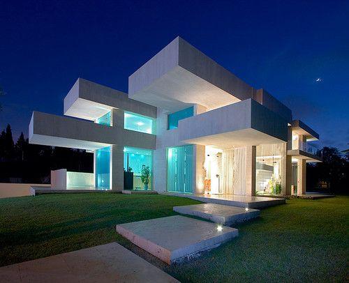 Best 25 modern exterior ideas on pinterest modern - Interior lighting design for homes ...