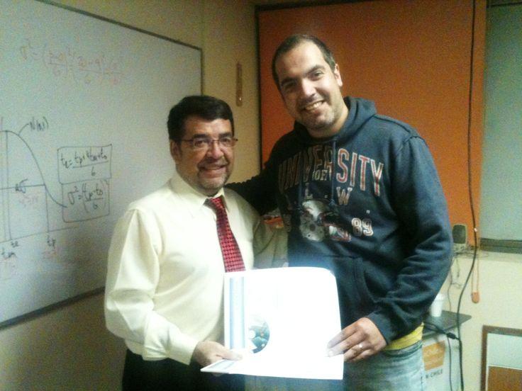 Felicitaciones Andy Ortiz!!!