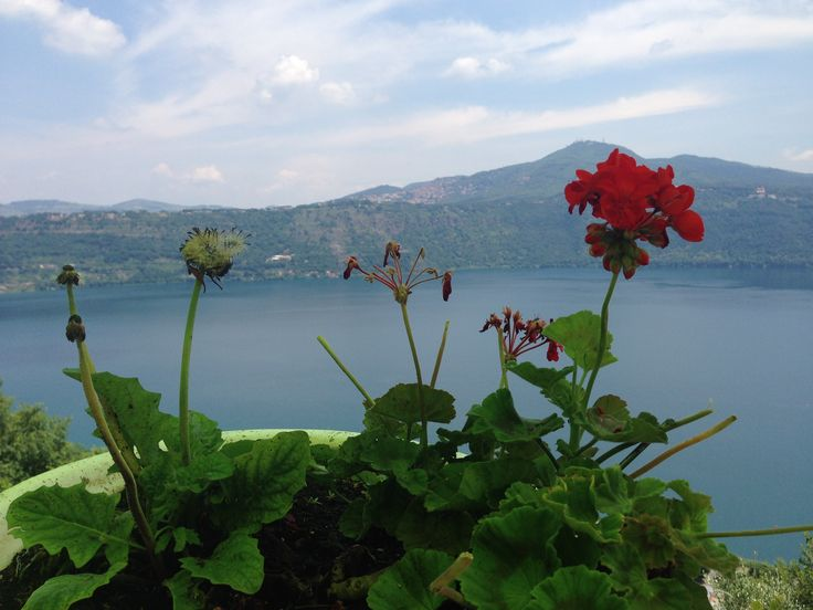 Lake Albano is a small volcanic crater lake in the Alban Hills of Lazio, at the foot of Monte Cavo, 20 kilometres (12 mi) southeast of Rome.