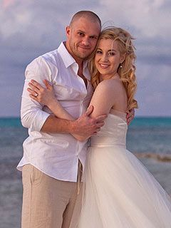 Kellie Pickler And Husband | Kellie Pickler Wedding Photo