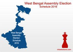 West Bengal Assembly Election Schedule 2016, West Bengal State Election 2016 Announced, West Bengal Vidhan Sabha Election Dates, West Bengal Election Schedule 2016, West Bengal Assembly Election Phase Dates, Voting Election Result Date 2016