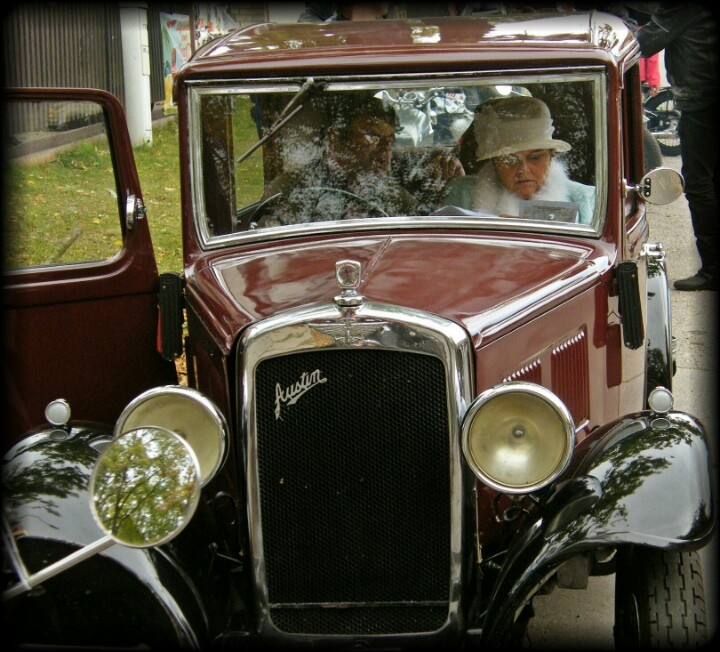 Old car - Austin
