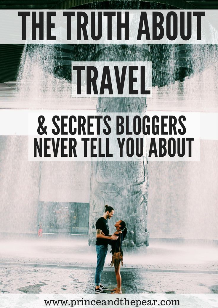 Do you want to know what it really feels like to be wanderlust? We want to share the secret side of travel that bloggers don't tell you about.