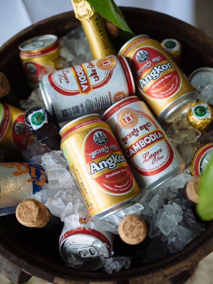 Angkor Beer, Cambodia Beer