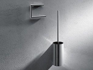 HEWI WC-Bürstengarnitur, Toilettenbürste oder WC-Bürste, umgangssprachlich Klobürste