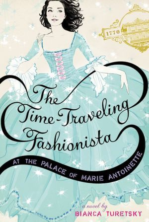 Take wearable arts to the next level with this time travelling adventure novel