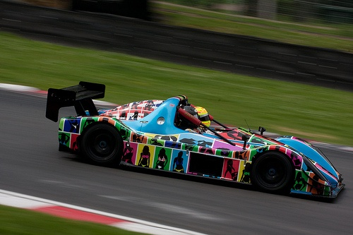 Radical SR8 how cool is this design.