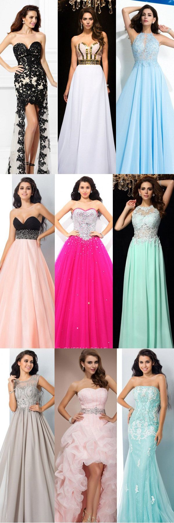 QueenaBelle Prom Dresses 2016