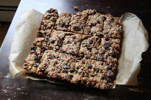 granola bars | Sweet Recipes | Pinterest