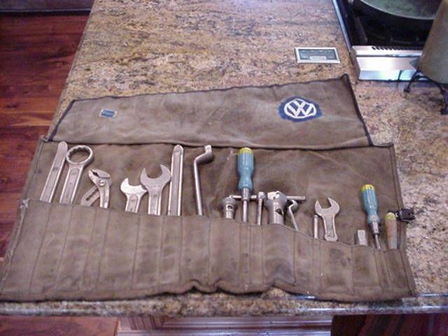 Hazet tool roll