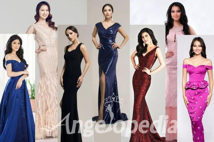 Asian Continental beauties of Miss World 2016