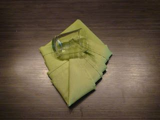 At our DIY in Miramichi on Sunday, one of the ladies had an amazing technique for folding a napkin like a christmas tree.  I fell in love wi...