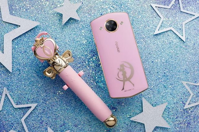 Meitu sort un smartphone kawaii qui va faire baver les fans de Sailor Moon (Journaldugeek)