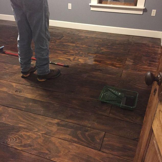 hardwood floors from plywood yes , flooring, hardwood floors, how to
