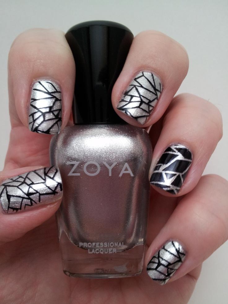 Zoya Trixie, Bundle Monster plate 208