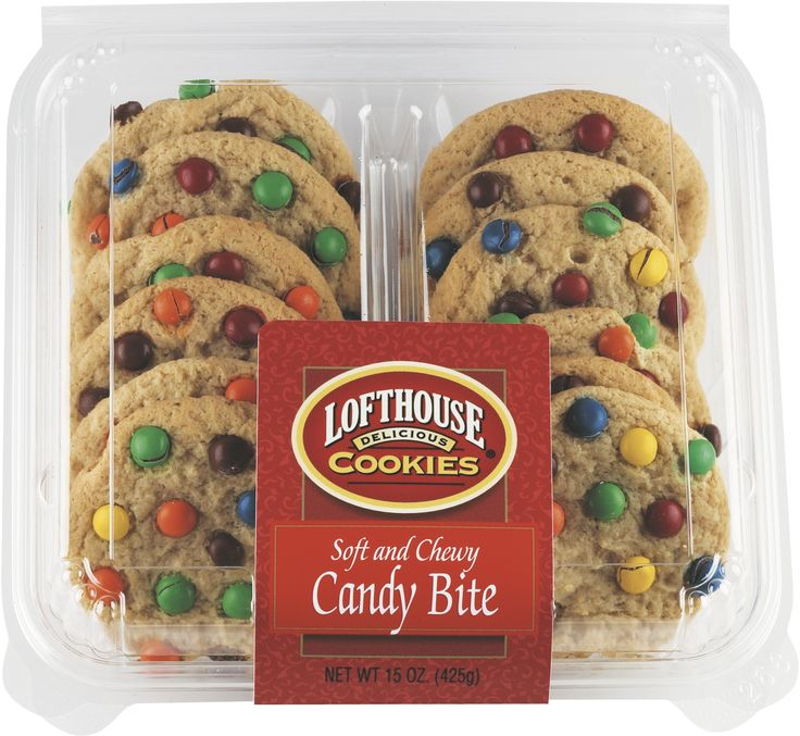 Lofthouse Candy Bite Cookies Lofthouse Everyday Cookies