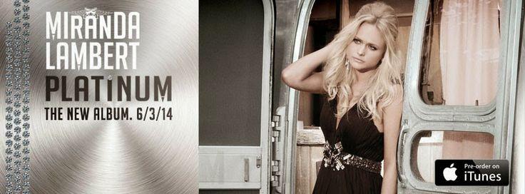 Miranda Lambert's Summer Tour Dates ~ Cassidy Magazine™
