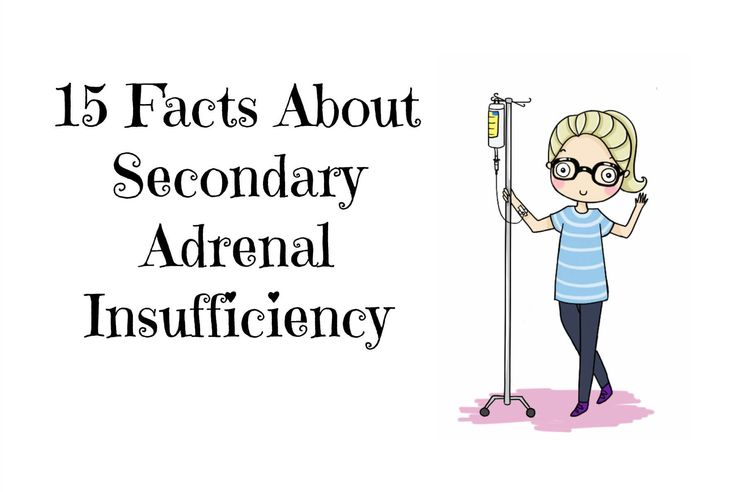 Secondary Adrenal Insufficiency is a serious and life threatening illness where the Pituitary gland in the brain fails to send sufficient amounts of the hormone ACTH to the Adrenal glands resulting in insufficient amounts of… View Post