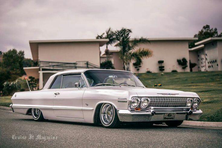 Beautiful ❤ 1963 Impala