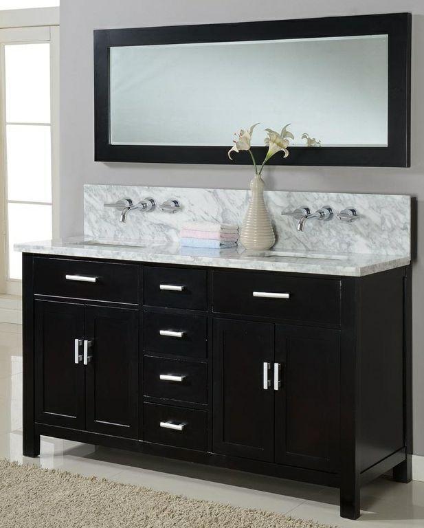 Website Photo Gallery Examples J u J International Hutton Double Bathroom Vanity Sink http