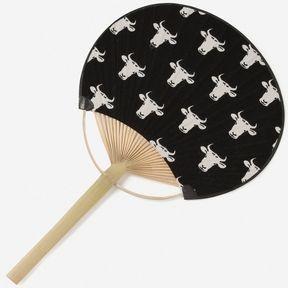Cow japanese fan / ShopStyle: マルイウェブチャネル 涼綿うちわ うし/F.D.S.