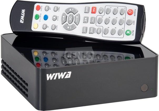 Tunery telewizji naziemnej DVB-T. Obraz FullHD nie tylko z sygnału TV ale także z pendriva lub karty pamięci. To wszytsko dzięki dekoderowi Wiwa
