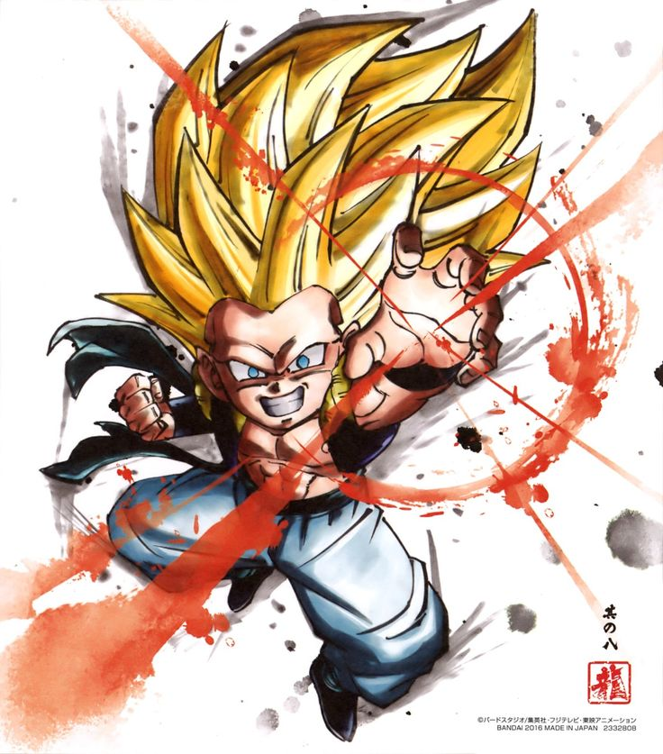 Dragon Ball - Gotenks