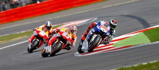 Résultats grand prix de Grande Bretagne 2013 MotoGP