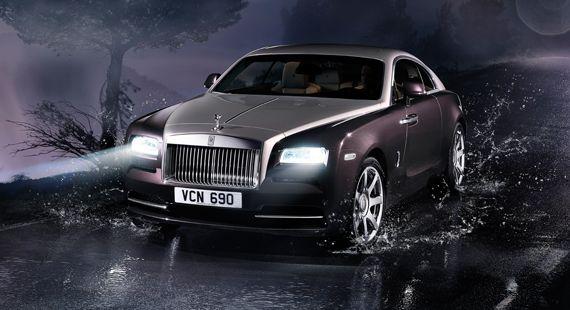 Rolls-Royce lançará novo modelo no Brasil