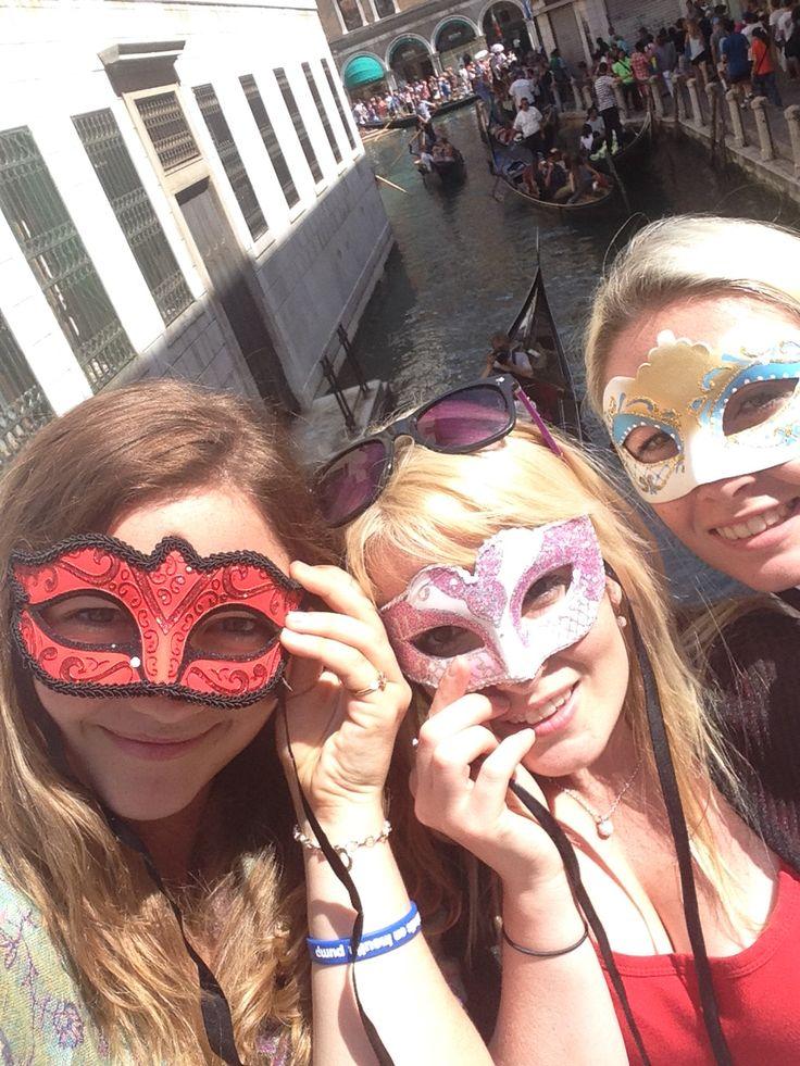 #venice #masquerade #ball #topdeck